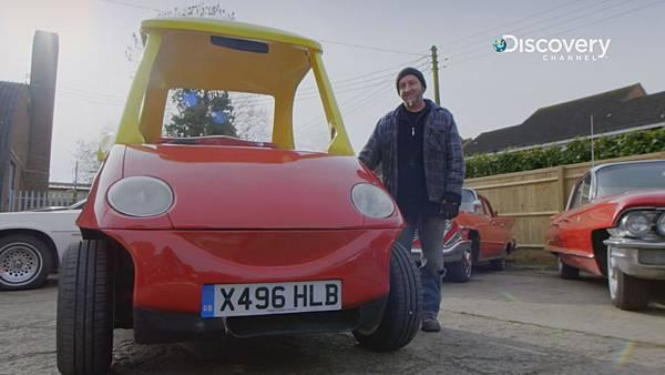 改車達人完成兒時夢想 大宇瑪蒂斯改造成玩具車