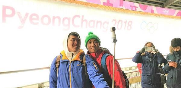 由左至右 體壇新星 江俊弘、楊仕勛 (2)