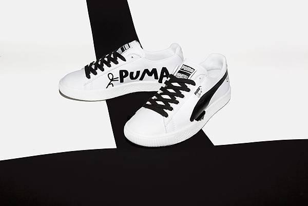 PUMA Clyde SM NT$3,680 (2)