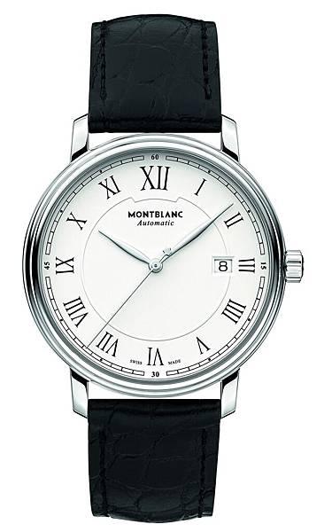 112609 萬寶龍Tradition系列日期自動錶,NT$58,500