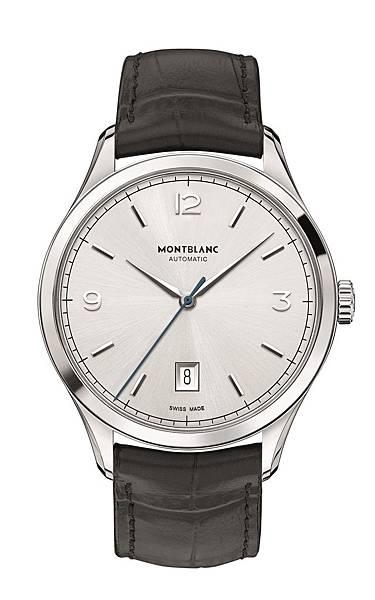 112533 萬寶龍Heritage傳承精密計時系列自動腕錶,NT$80,500