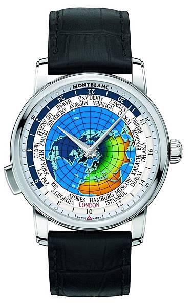 115071 萬寶龍4810系列世界時區腕錶,NT$208,400