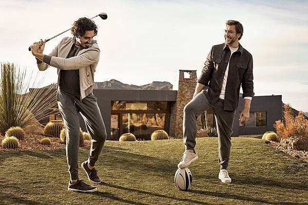 1. Javier Bardem 及 Dev Patel領銜主演 Ermenegildo Zegna 2018春夏形象廣告 Defining Moments 「頓悟時刻」