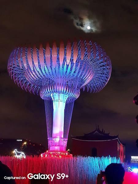 2018台北燈節-北門聖火1-國家地利雜誌攝影師 陳郁文攝