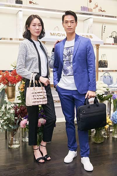 MICHAEL KORS 於台北101店上舉行2018年春季新品系列發表會 (9)