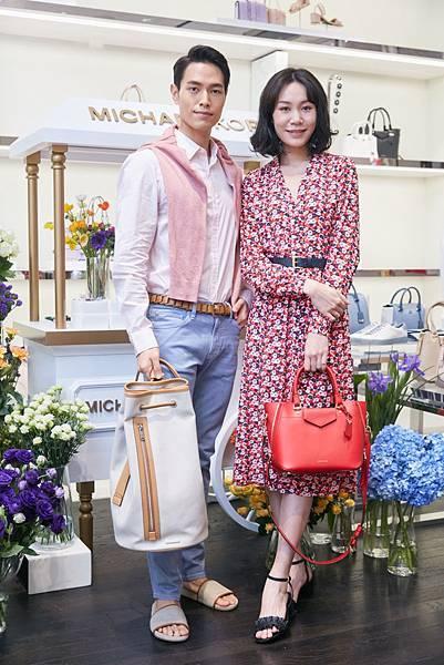 MICHAEL KORS 於台北101店上舉行2018年春季新品系列發表會 (5)