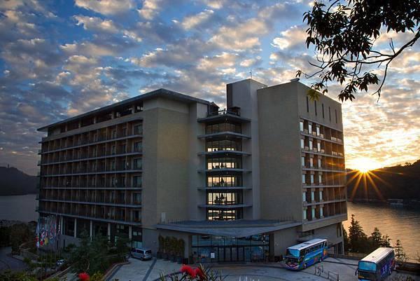 雲品溫泉酒店日月潭甫獲網路溫度計評選為最佳溫泉飯店