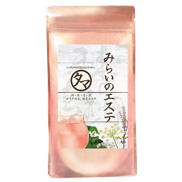 【新聞照片13】用喝的體內美容超值四入組-美容香草茶
