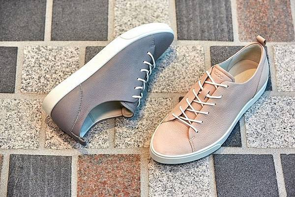 【新聞稿圖片2】ECCO GILLIAN女鞋融入北歐時尚風格,引領跨世代浪漫情懷