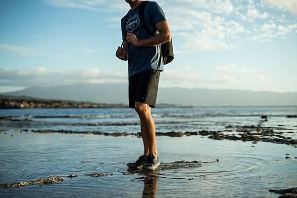 AMPHIBIAN水陸兩用衝浪褲,提升戶外運動便利性