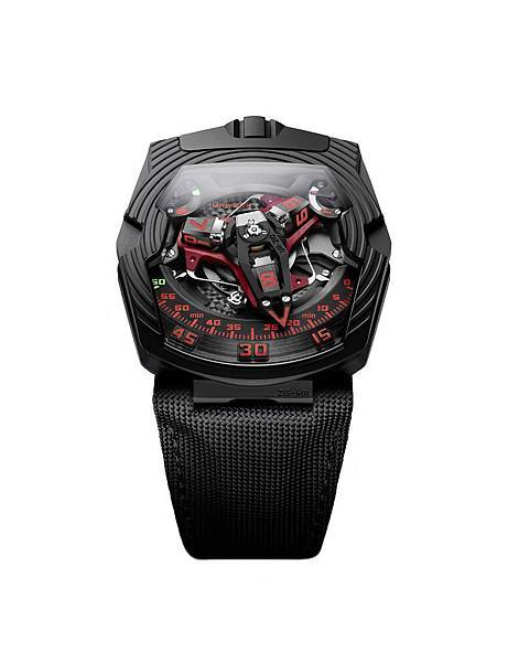 URWERK_UR-210 Royal Hawk_NT$5,200,000_限量25枚_2