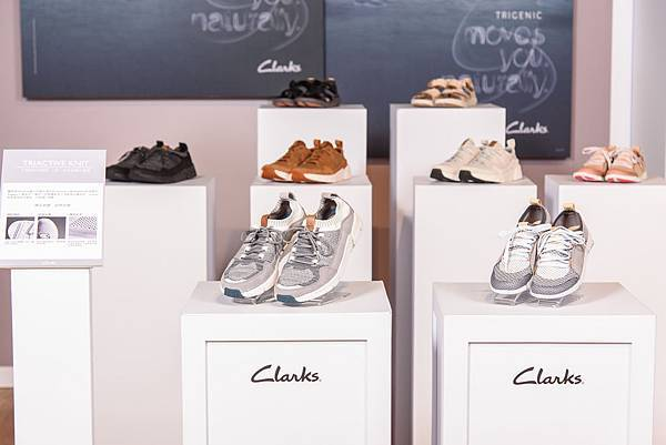 【圖五】Clarks 2018春夏推出多元產品線,產品更加年輕化