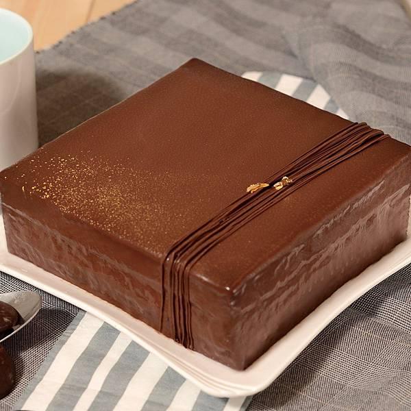 【新聞照片10】巧克力黑金磚