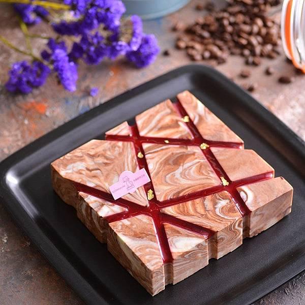 【新聞照片6】【巧遇】GODIVA巧克力乳酪蛋糕