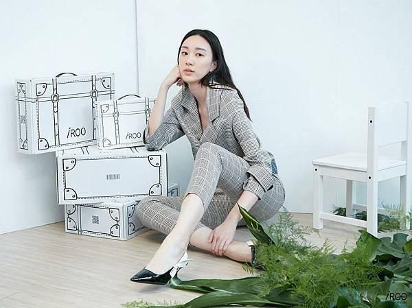 凱渥名模張敏紅展演iROO電商購物盒3