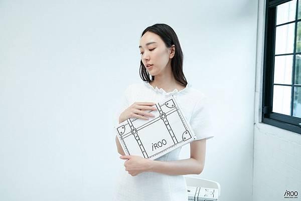 凱渥名模張敏紅展演iROO電商購物盒2