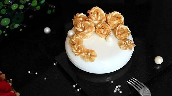 雲品溫泉酒店母親節蛋糕-花樣年華