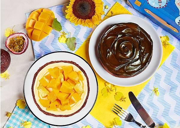 圖5. BAC鮮芒果礦石蛋糕限量報到,夏季限定的熱情風味,可別錯過
