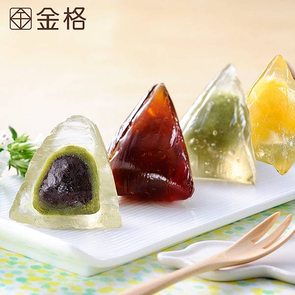 【新聞照片9】金格9入甜心冰粽
