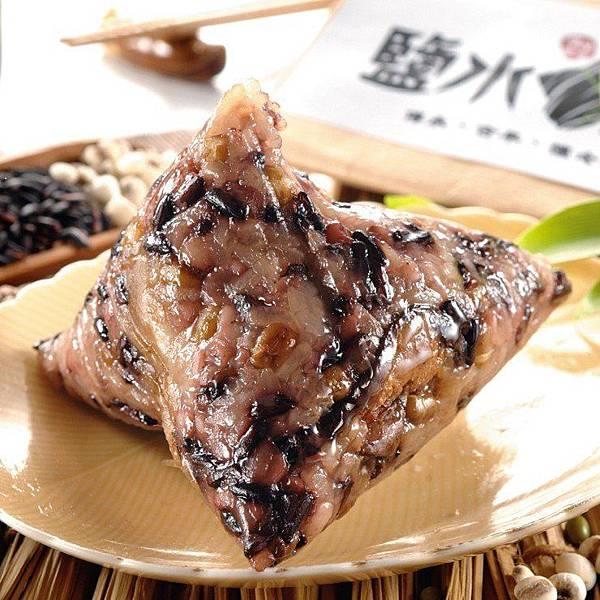 【新聞照片3】五穀養生肉粽