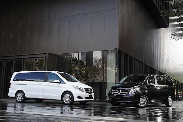 台灣賓士將於台北及台中舉辦《The V-Class & Vito Tourer 家族外展賞車活動》,展示最齊全的豪華商旅陣容,並提供尊榮賞車體驗