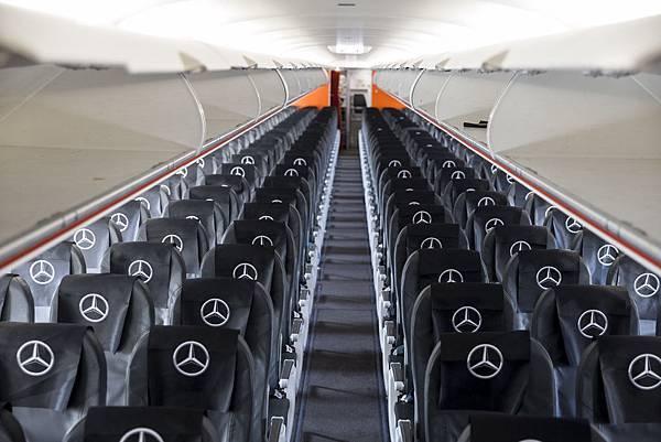 選手及眷屬搭乘捷星航空 (JET STAR PACIFIC)前往位於中越的峴港參與2018Mercedes-Benz 揮桿行善國際高爾夫球賽。