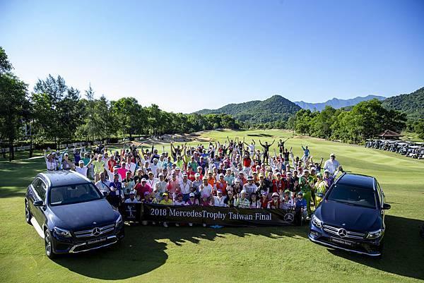 台灣賓士以國際規格為目標,將台灣區決賽首度移師海外,展開空前高規格的五天四夜海外高爾夫球之旅。