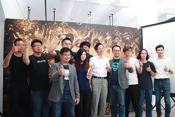 _新聞照片1:最強的團隊要挑戰最難的任務_台灣版復仇者聯盟.JPG
