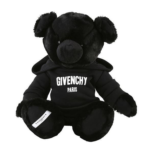 GIVENCHY Kids_黑色小熊玩偶_$5,680.jpg