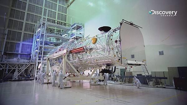 Discovery頻道《浩瀚穹蒼:NASA的明日之旅》 NASA可堪稱「探索」的代名詞.jpg