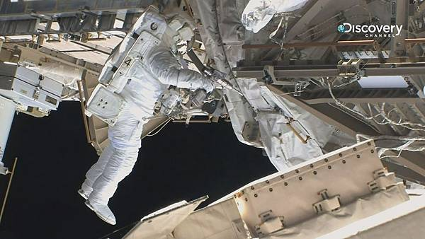 Discovery頻道《浩瀚穹蒼:NASA的明日之旅》 NASA運用最先進的工具,花更多時間從外太空看地球.jpg
