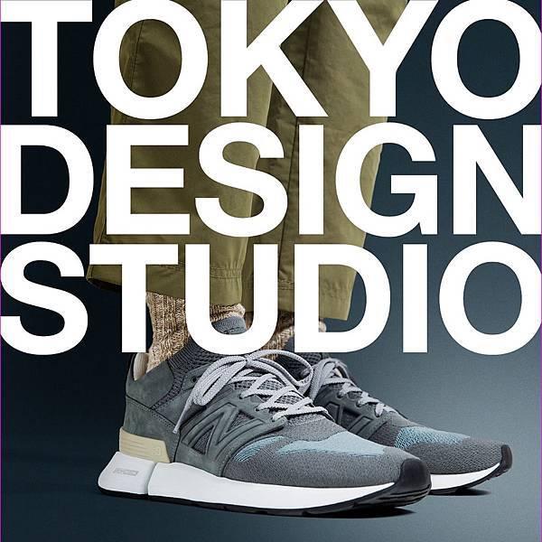 【New Balance】承襲New Balance百年製鞋技藝Tokyo Design Studio打造最強鞋履R_C1.jpg