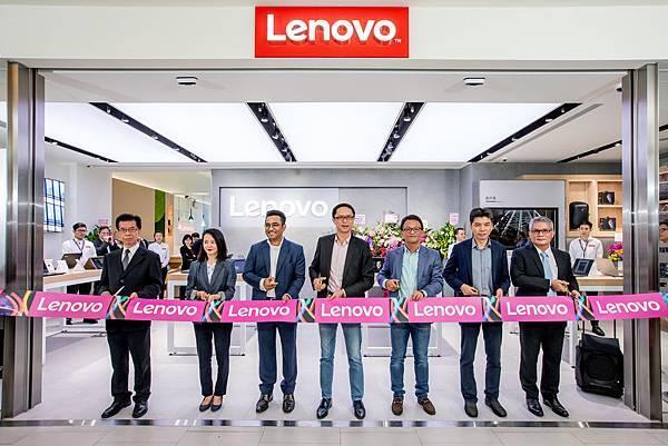 Lenovo亞太區第一家直營體驗店在台開幕.jpg