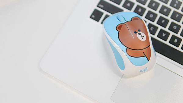 【圖一】滑鼠變身可愛小物,熊大伴你揮別枯燥辦公桌.jpg