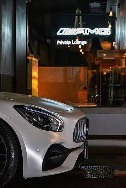 「Drive with Racers. Mercedes-AMG與車手同行」安排米其林一星餐館MUME的品茗饗宴.jpg
