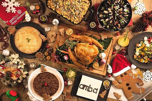 吃吧餐廳-聖誕自助式大餐-推出烤火雞與爐烤牛排等多樣應景美饌共創幸福耶誕記憶_圖片提供_台北西門町意舍酒店.jpg