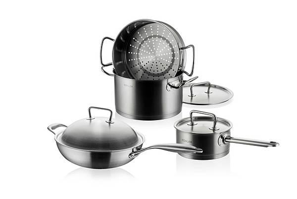 KOHLER Kitchen滿額贈好禮 消費500,000元以上 贈送KOHLER鍋具經典系列四件組.jpg