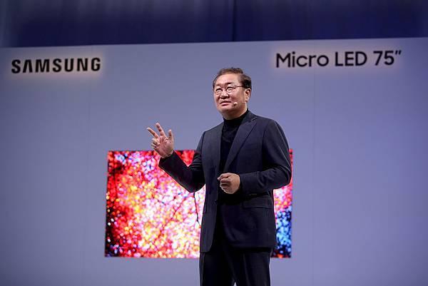 三星電子影像顯示事業部總裁 Jonghee Han.jpg