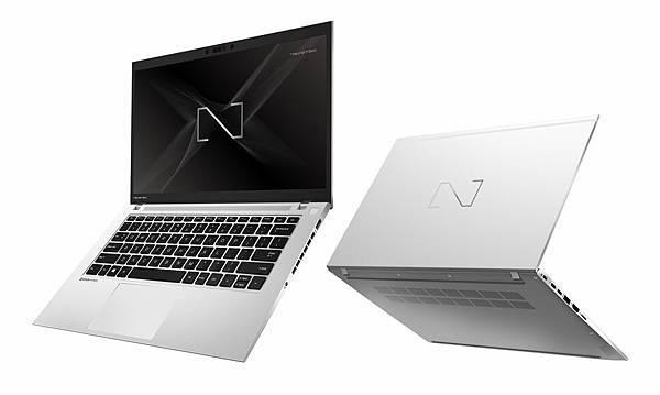 PRIMUS NX301採用 14吋由鋁合金材料製成的細邊框螢幕 設計優雅堅固且機身僅重1.25kg.jpg
