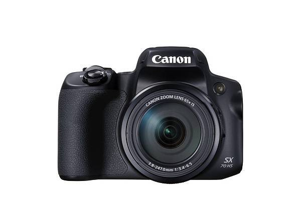 _【新聞圖說1】Canon PowerShot SX70 HS 長焦旅遊類單眼,建議售價NT$ 14,990元,正面去背圖。.jpg