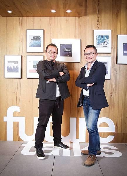 【Mercedes me future talks未來論壇】以「未來城市」為主題,由台灣賓士邀請到綠建築實踐家及城市藝術家,以創新思維進行分享與深度討論.jpg