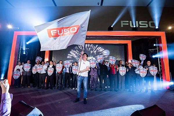 2018年舉辦的FUSO HERO網路票選活動在兩個月內動員累積60萬的投票數及200萬點閱數,讓各界見識到FUSO深耕商車巿場超過60年的堅強實力.jpg