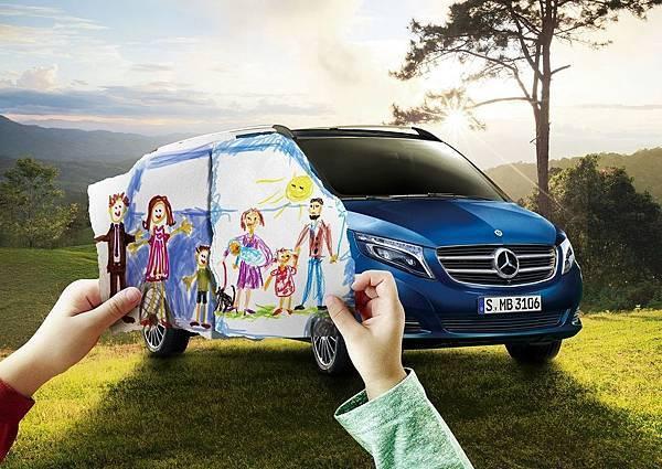 Mercedes-Benz推出V-Class同樂同樂開星共遊補助方案,與家人好友共創精采回憶.jpg