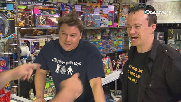 《玩具獵人》將骨董「漫威「公仔以翻倍的價錢在「史丹.李動漫展」高額售出.jpg