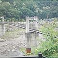 新竹五峰清泉部落 - 清泉吊橋