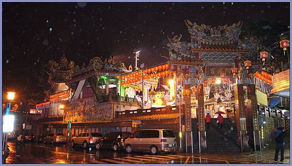 2011年北投關渡宮元宵燈會照片 - 01