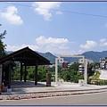 桃園大溪兩蔣文化園區 - 與大溪陵寢相鄰的頭寮生態步道出入口