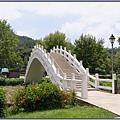 慈湖紀念雕塑公園 - 慈湖拱橋