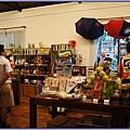慈湖遊客中心 - 販售兩蔣紀念商品的北大學苑