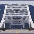 桃園大溪 - 造型流線的崁津大橋